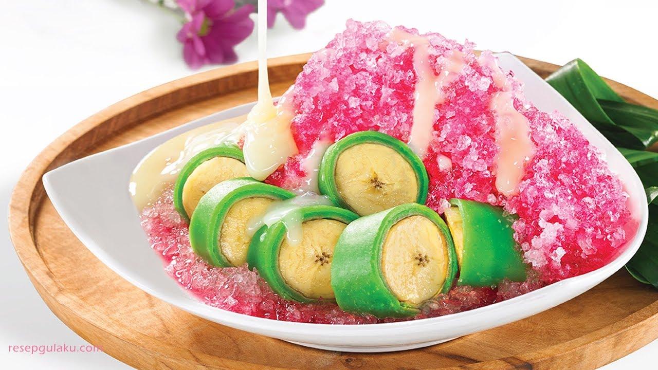 Coba Kuliner Berbahan Dasar Pisang ini saat Ke Makassar