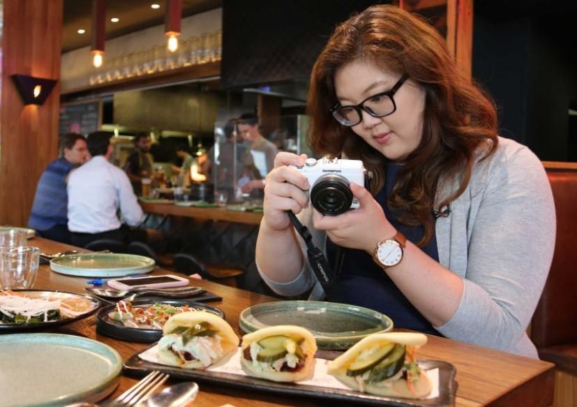 Membuat Blog Makanan